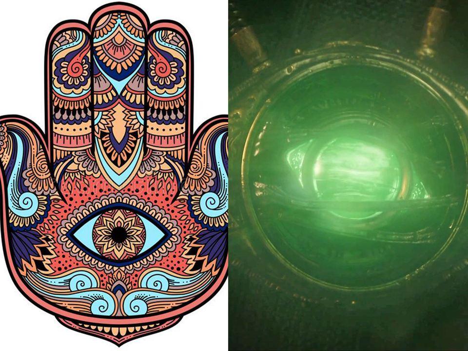 El ojo que todo lo ve de Buda