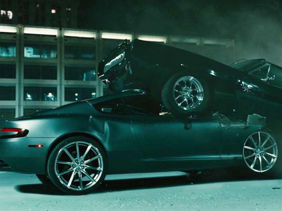 Aston Martin DB9 - 3.5 millones de pesos