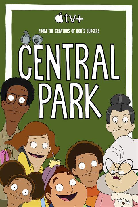 Central Park : Cartel