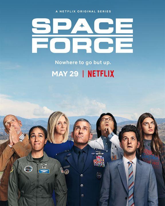 Fuerza Espacial : Cartel