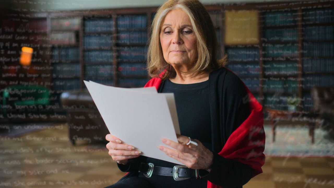 Foto Gloria Steinem
