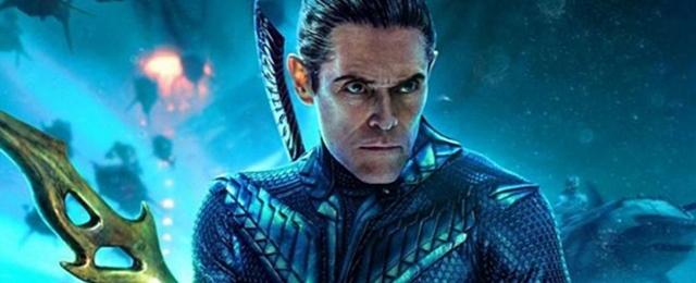 Aquaman Willem Dafoe Feliz De Regresar A Los Superhéroes