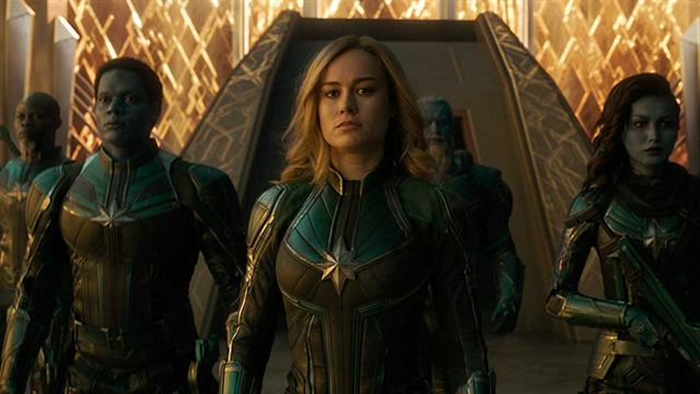 'Capitana Marvel': Escena Post-créditos Casi Conecta Con