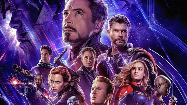Endgame será reestrenada con nuevas escenas — Avengers