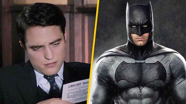 'The Batman': Robert Pattinson aún no llena el traje del ...