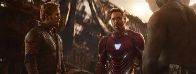 Avengers Infinity War Trailer dos subtitulado
