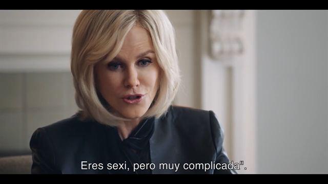 'El escándalo' - Tráiler oficial subtitulado