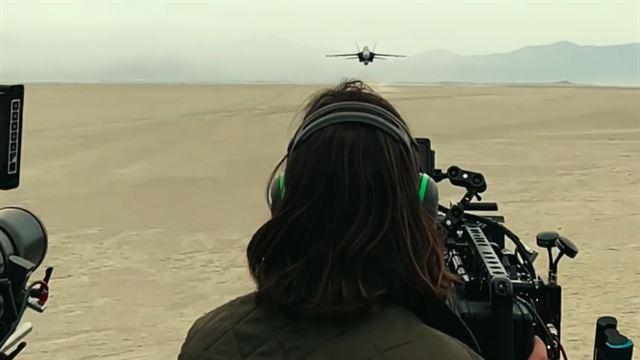"""'Top Gun: Maverick' - Detrás de cámaras """"Aviación"""""""